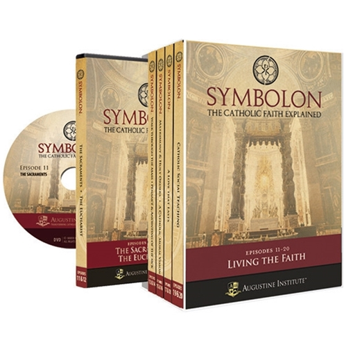 DVD of Symbolon: The Catholic Faith Explained - Part II